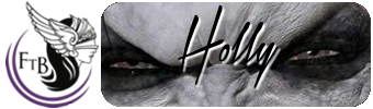 Banner di Holly per Feelthebook