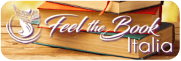 Banner Feelthebook per pagina Facebook di Feel the Book Italia