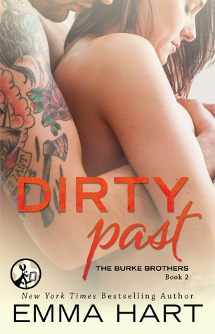 cover Dirty Past feel the book