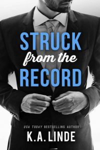 cover struck from the record feel the book