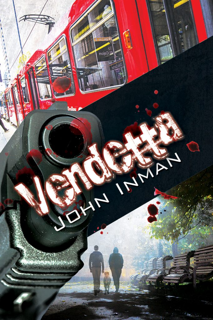 Vendetta di John Inman feel the book