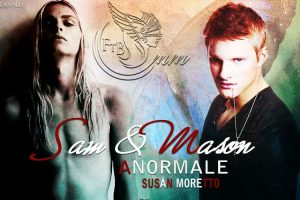 Anormale, Susan Moretto (2 Troubled Teen) Sam e Mason feel the book