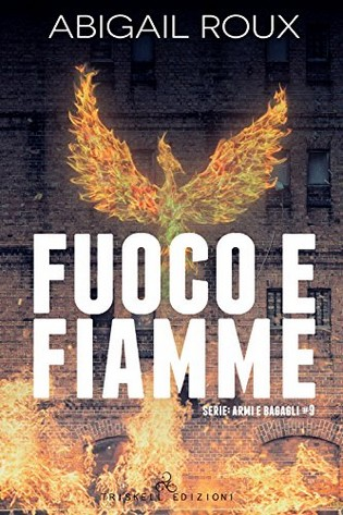 Fuoco e fiamme Feel The Book