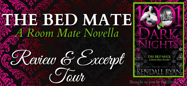 the bed mate banner blog tour feel the book