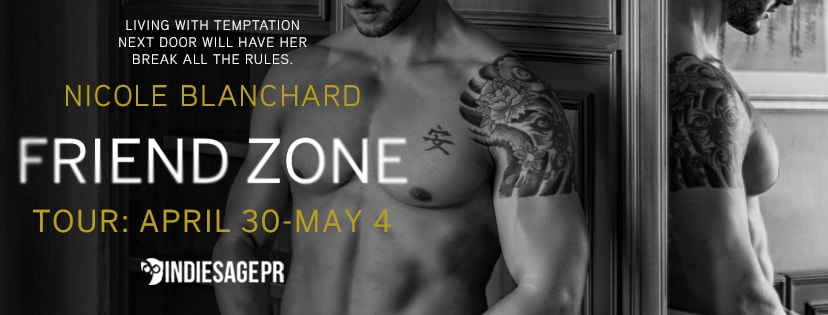 Friend Zone banner tour feel the book