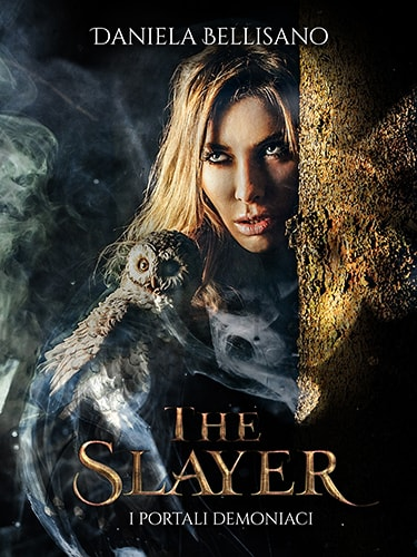The Slayer – Daniela Bellisano – feel the book